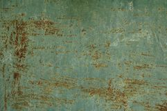 rostig textur Arkivbilder