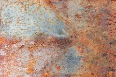 rostig textur för abstrakt metall Royaltyfri Foto