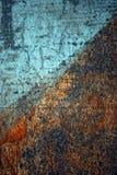 rostig textur för grunge Arkivbilder