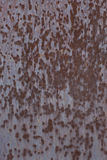 rostig textur för metall Arkivfoton