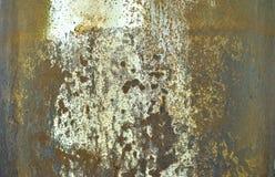 rostig textur för metall Royaltyfri Fotografi