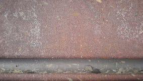 rostig textur för metall Rostig abstrakt bakgrund med trumpeten Royaltyfri Foto