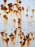 rostig vägg Royaltyfri Fotografi