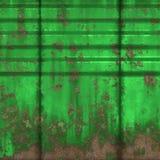 rostig yttersida för metall Arkivbild
