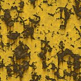 rostig yttersida för metall Arkivbilder