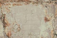 Rostige alte Beschaffenheit des Schmutzes Metall, Weinlesebild, abstrakter Hintergrund lizenzfreie stockfotografie