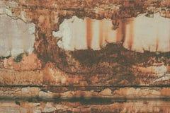 Rostige alte Beschaffenheit des Schmutzes Metall, Weinlesebild, abstrakter Hintergrund lizenzfreies stockbild