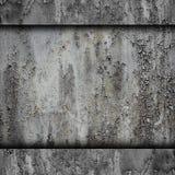 Rostige alte Farbe des Metallbeschaffenheitshintergrund-Rosts Stockfoto