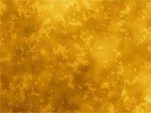 Rostige Beschaffenheit - Gold Stockfoto