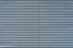 Rostige blaue Metalltürweinlese-Artbeschaffenheit Stockbilder
