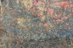 Rostige Eisenplatte Stockfotos