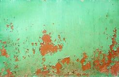 Rostige Metallbeschaffenheit Lizenzfreies Stockbild