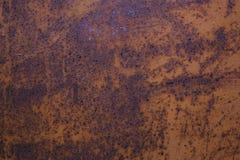 Rostige Metallbeschaffenheit stockbilder