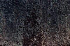 Rostige Metallbeschaffenheit Raumfahrthintergrund, für maserndes 3D, w Stockfotografie