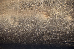 Rostige Metallwand Alte rostige Metall-plategrunge Beschaffenheit Stockfotos