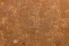 Rostige Oberfläche stockfoto