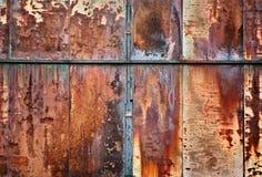 Rostige Panels Lizenzfreies Stockbild