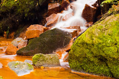 Rostige Steine Stockfotos