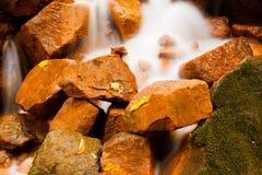 Rostige Steine Lizenzfreies Stockbild