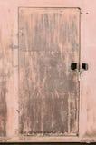 Rostige Tür Stockfotografie