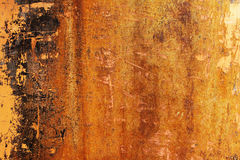 Rostiger abstrakter Hintergrund Lizenzfreie Stockbilder