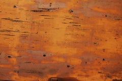 Rostiger abstrakter Hintergrund Stockbilder
