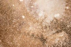 Rostiger Metallbeschaffenheitshintergrund lizenzfreie stockbilder