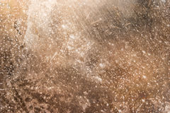 Rostiger Metallbeschaffenheitshintergrund stockbilder