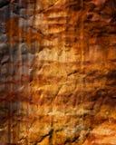 Rostiger Metallhintergrund Stockfotos