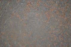 Rostiger Oberflächenhintergrund stockbild