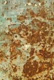 Rostiger Stahl Stockbild