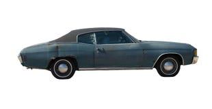 Rostiges altes Chevelle Stockbilder