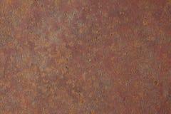 Rostiges Blatt des Eisens Lizenzfreie Stockbilder