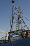 Rostiges Boot Stockbild