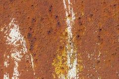 Rostiges Metall stockbilder