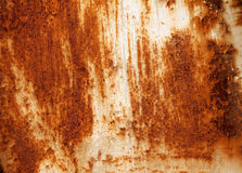 Rostiges Metall Lizenzfreies Stockbild