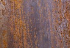 Rostiges Metall stock abbildung