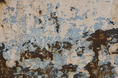 Rostiges Metall lizenzfreies stockfoto
