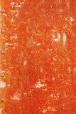 Rostiges Metall mit Griffen Lizenzfreie Stockbilder