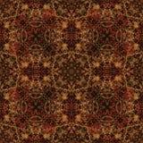 Rostiges Muster Stockfotos