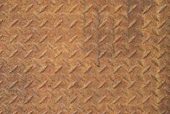 Rostiges Muster lizenzfreie stockbilder
