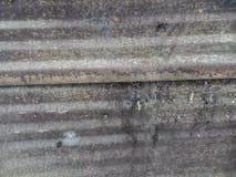 Rostigt stål plats Royaltyfri Foto
