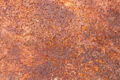 Rostmetall Arkivbilder