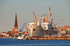 Rostock Royalty Free Stock Images
