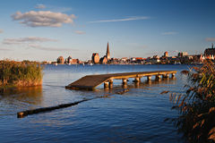 Rostock Royalty Free Stock Photo