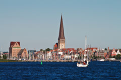 Rostock Royalty Free Stock Photography