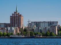 Rostock Royalty Free Stock Photos