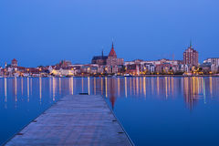 Rostock Imagem de Stock Royalty Free