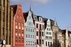 Rostock, Germany Royalty Free Stock Image