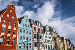 Rostock, Germany Stock Images